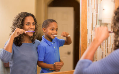 The Importance of Helping Your Kids Establish Good Dental Health Now