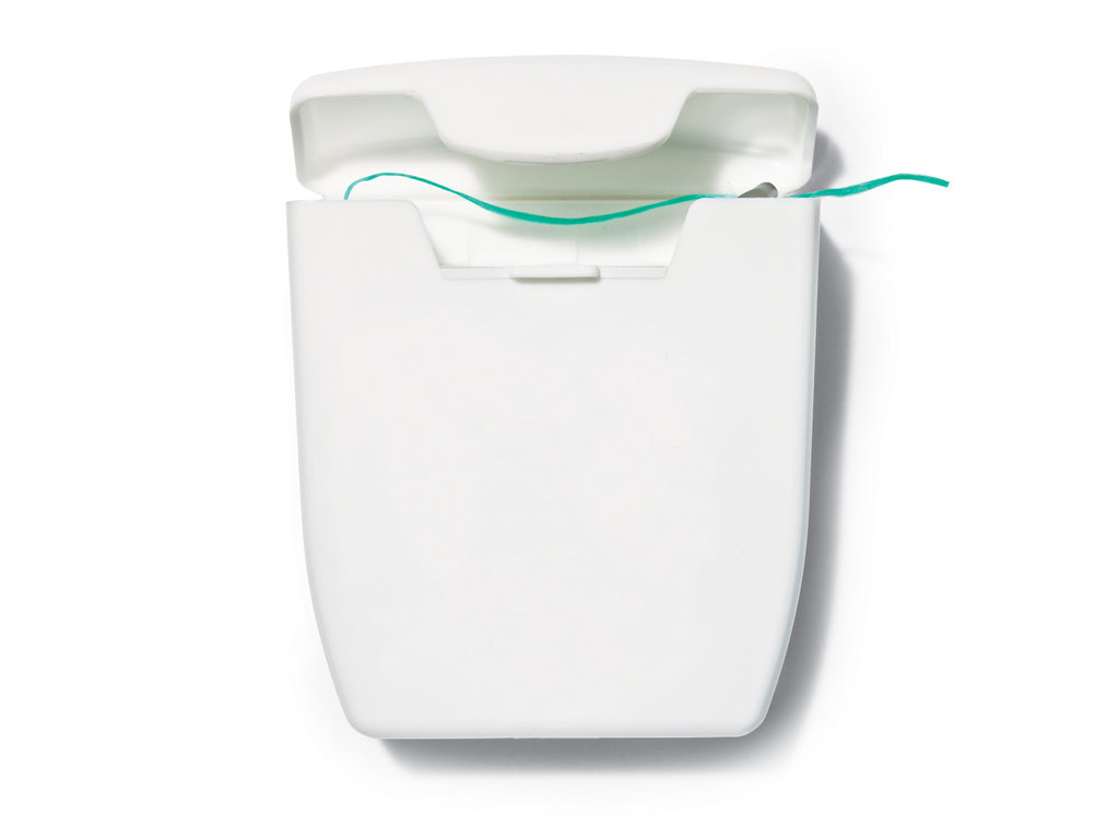 Floss container