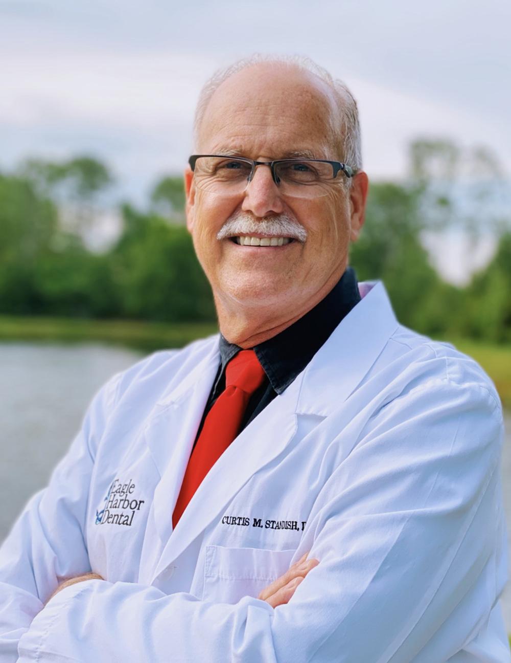 Dr. Standish photo