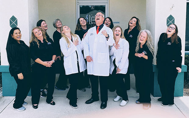 Eagle Harbor Dental team